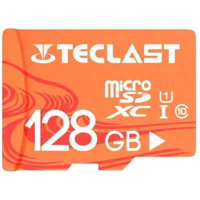 Gearbest Teclast High Speed Waterproof Micro SD / TF Card UHS - 1 U1