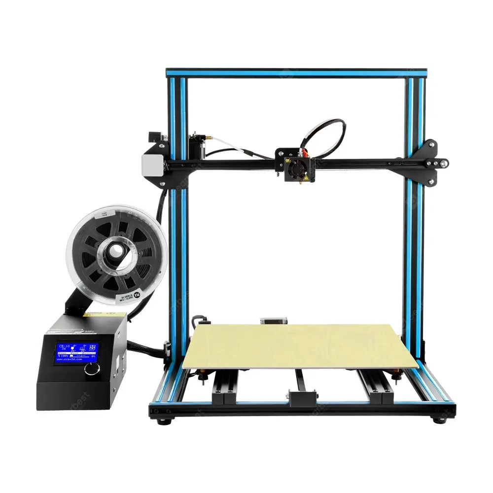 Creality 3D CR – 10 3D Printer – Blue EU Plug 21Aug