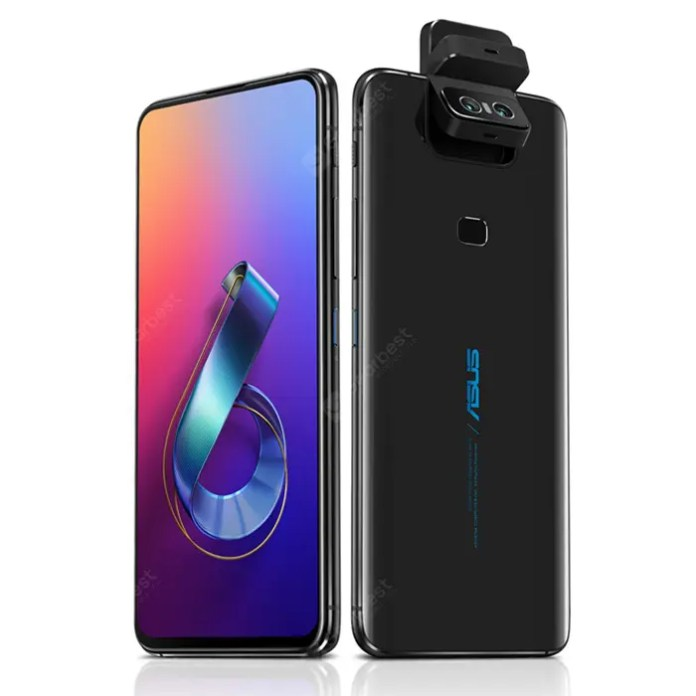 Gearbest ASUS Zenfone 6 6.4 inch 6GB + 64GB Full-screen Global Version Smartphone