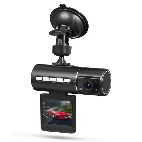 Tecney N2 1080P Infrared Night Vision Driving Recorder