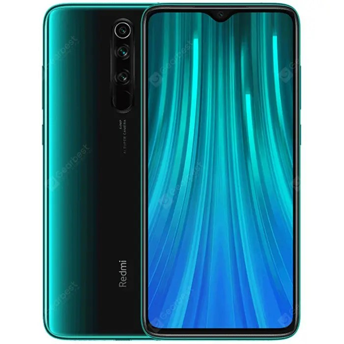 Xiaomi Redmi Note 8 Pro Green Cell phones Sale, Price & Reviews ...