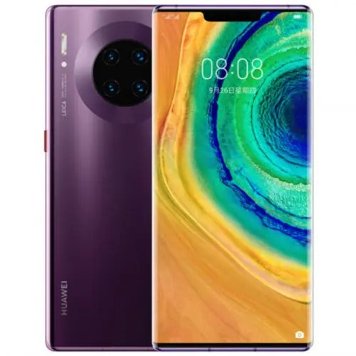 HUAWEI Mate 30 Pro 4G Phablet 6.53 inch EMUI10.0 Kirin 990 Octa Core 8GB RAM 256GB ROM 4 Rear Camera 4500mAh Battery