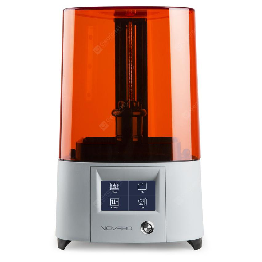 NOVA3D Elfin L3132 UV LCD 3D Resin Printer Off-line Print  23Sep