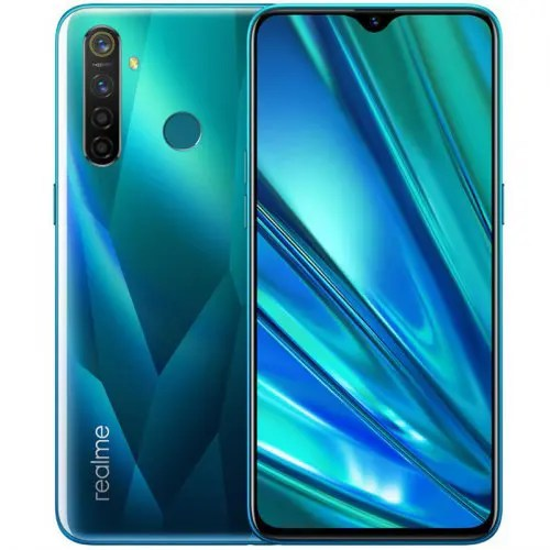 OPPO Realme 5 Pro 4G Smartphone 6.3 inch FHD+ Android 9.0 Snapdragon 712 AIE Octa Core 8GB RAM 128GB ROM 4 Rear Camera 4035mAh Battery Global Version