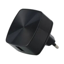 REMAX SOFTWARE, Cell Phone Charging Head, EU, Model: RP-U114, Color: White, Black; 3.0A SINGLE USB CHARGER