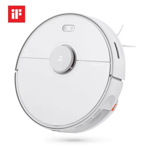 Roborock S5 Max Laser Navigation Robot Wet and Dry Vacuum Cleaner from Xiaomi youpin
