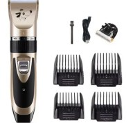 Large Dog Electric Shaver USB Pet Hair Clipper Cat Teddy Shaving Machine (without Oil)