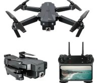 SG107 HD Aerial Folding Drone with Switchable 4K Optical Flow 50X Zoom RC Quadcopter RTF