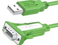 USB to RS232 Serial Line USB Serial FTDI Cable DB9 Chip Industry Data Line