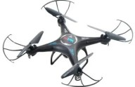2.4G Pressure Fixed Height RC Quadcopter Toy