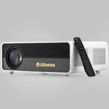 Alfawise Q9 BD1080P 40-300 inch Mirroring Screen 4K Smart Projector with High Brightness