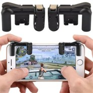 Mobile Phone Gaming Fire Button Trigger L1R1 Shooting Controller 2PCS