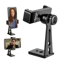 Ulanzi Adjustable Tripod Mount Adapter Vertical 360 Rotation Phone Holder