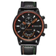 CURREN Calendar Casual Business Men's Watch