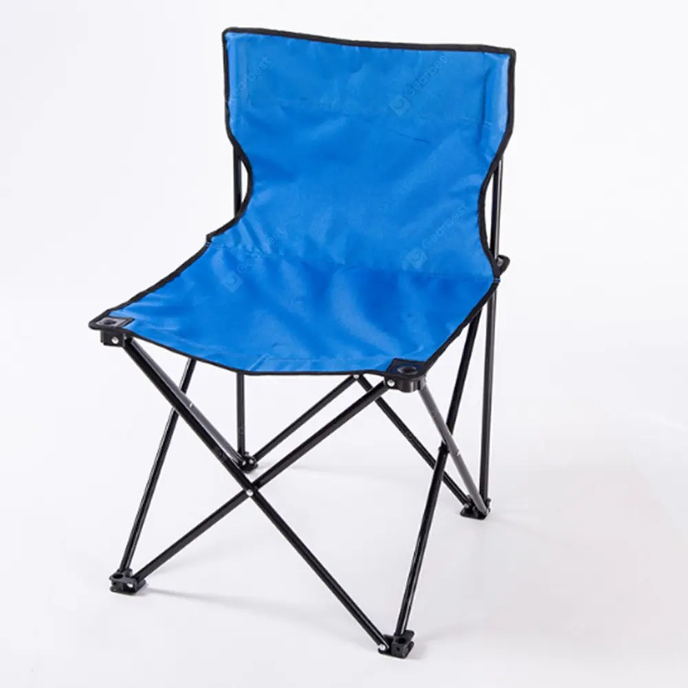 Beach Folding Chairs Outdoor Folding Chair Portable Beach Lounge Chair Folding Horse Fishing Stool