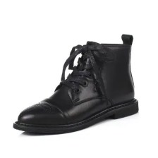 Louise et Cie Leather Ankle Boots