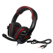 SADES Gaming Headset Headphone for PC/Laptop/Xbox 360 with Microphone SA-708GT