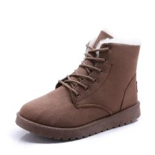 Winter Women'S Shoes High To Help Warm Snow Boots Boots