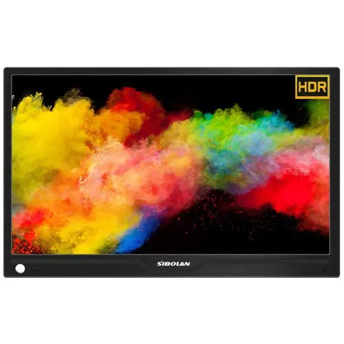 SIBOLAN S4 17.3 inch IPS 1080P HDR Portable Monitor