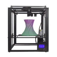 ZONESTAR Z9M3 Three Mixed Color Fast Assemble 300X300X400MM Large Size 3d Print