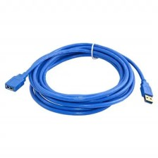 Fast Speed USB 3.0 Extension Cable USB Cable Male To Female Data Sync Cord 3M