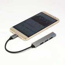 Type-c to 4 USB HUB for Macbook or Phone