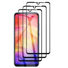 9H Tempered Glass Film for Xiaomi Redmi Note 7 / Note 7S / Note 7 Pro 3pcs