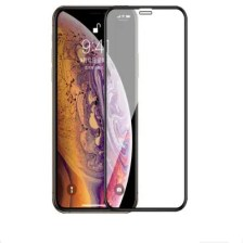 9D Silk Screen Tempered Film for iPhone XS Max