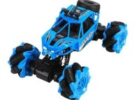 Remote Control Stunt Car Toy Watch Remote Control 360 Degree Rotation Gesture Sensor Climbing Off-road Vehicle