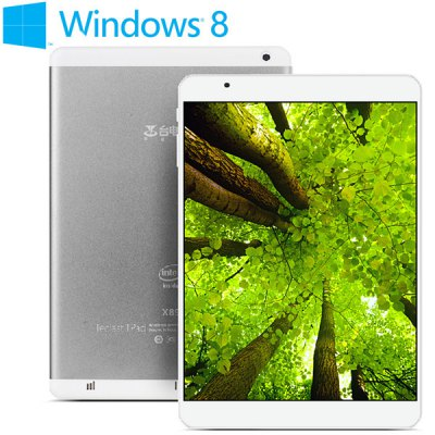 Teclast X89 7.9 inch Win8.1 + Android 4.4 Tablet PC Intel Z3735 Quad Core 1.83GHz 32GB ROM