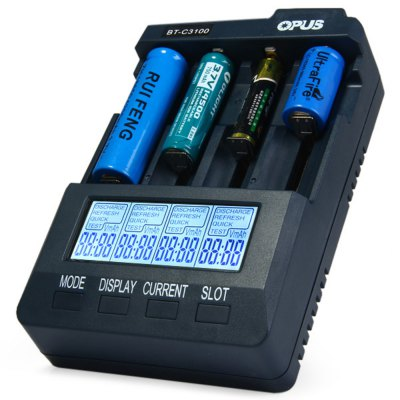opus,bt,c3100,v2.2,li,ion,digital,battery,charger,active