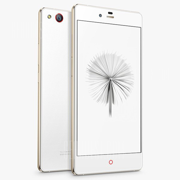 ZTE Nubia Z9 Max 5.5 inch Octa Core 3GB RAM 16GB ROM Android 5.0 4G Phablet