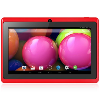 gearbest Q88H A33 1.3GHz 4コア RED(レッド)