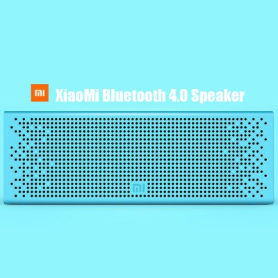 Xiaomi Bluetooth 4.0 Speaker Blue