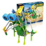 119Pcs LOZ 3018 Pterosaurs Building Block Educational Toy for Spatial Thinking
