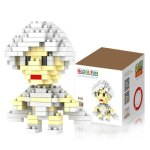 LOZ 160Pcs M - 9133 X-men Storm Building Block Educational Boy Girl Gift for Spatial Thinking