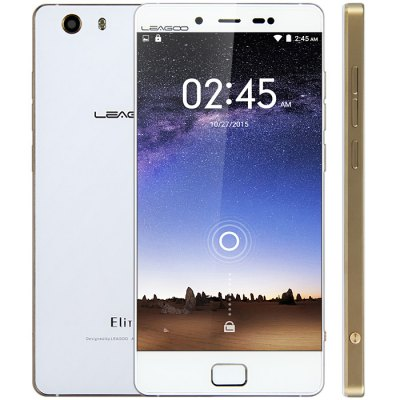 gearbest LEAGOO Elite 1 MTK6753 1.3GHz 8コア GOLDEN(ゴールデン)