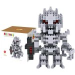 LOZ L - 9403 Megatron Building Block 270Pcs Educational Toy for Cooperative Ability