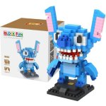 LOZ L - 9444 Stitch Micro Diamond Building Block 290Pcs Educational Toy