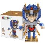 LOZ L - 9484 Phoenix Ikki Micro Diamond Building Block 390Pcs Educational Toy