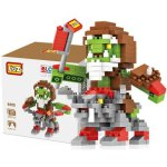 LOZ L - 9495 Warcraft Farseer Micro Diamond Building Block 250Pcs Educational Toy