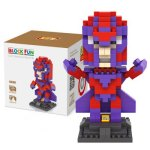 LOZ 270Pcs L - 9460 X-Men Magneto Building Block Toy for Enhancing Social Cooperation Ability