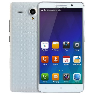gearbest Lenovo A616 MTK6732 1.3GHz 4コア WHITE(ホワイト)