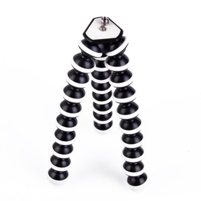 2-in-1 Action Camera Octopus Multi-Function Tripod Mounted