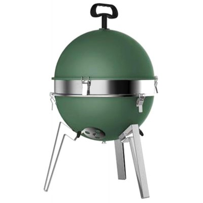 AGSUN Multifunction Egg Shaped Grill for Picnic 8383