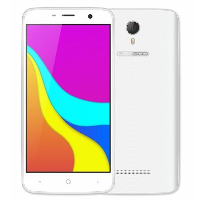 gearbest Leagoo Elite 6 MTK6735 1.0GHz 4コア WHITE(ホワイト)