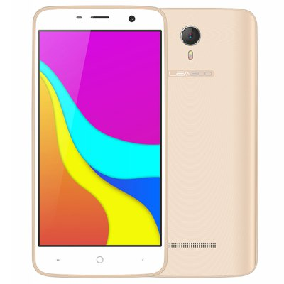gearbest Leagoo Elite 6 MTK6735 1.0GHz 4コア GOLDEN(ゴールデン)