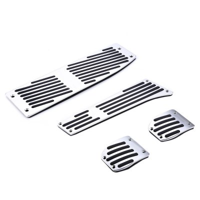 Foot Rest Pedals Set for BMW X1 E46 E90 E92 E93 E87-$16.4