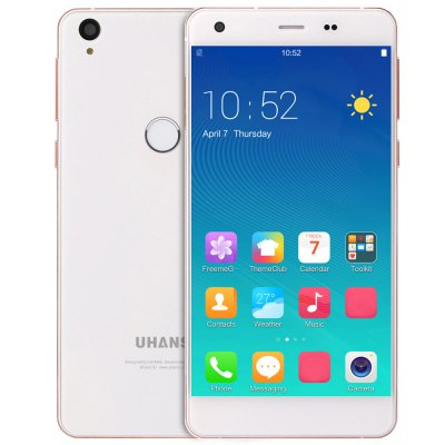 gearbest Uhans S1 MTK6753 1.3GHz 8コア WHITE(ホワイト)