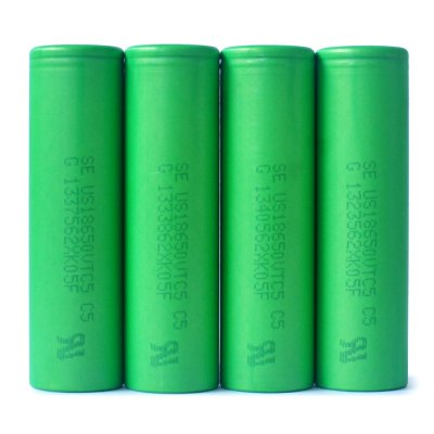 4x Sony US18650 VTC5 2600mAh 18650 Batteries